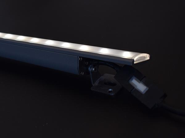 LED大功率洗墙灯怎么防水?